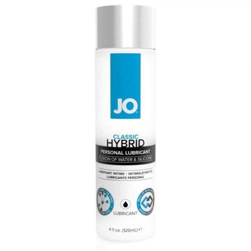 System Jo Classic Hybrid Su Bazlı Silikon Kayganlaştırıcı Jel Made İn Usa 120 ml