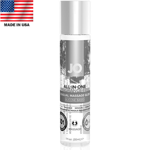 System Jo All İn One Silikon Bazlı Fragrance Masaj Jeli 30 ml
