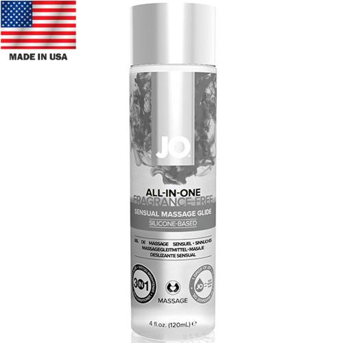 System Jo All İn One Silikon Bazlı Fragrance Masaj Jeli 120 ml
