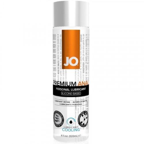 System Jo Premium Anal Silikon Bazlı Kayganlaştırıcı Anal Jel 120 ml