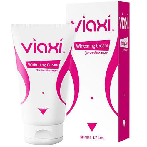 Viaxi Whitening Cream 50ml Vajina Beyazlatıcı Özel Bayan Kremi