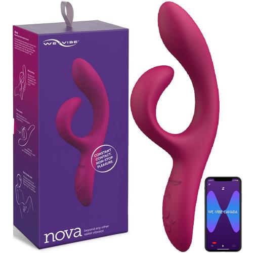 We-Vibe Nova 2 Telefon Kontrollü Rabbit Vibratör