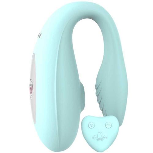 Wowyes A7 Blue Emiş Güçlü Couples C Vibratör OYE-030