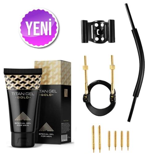 Extender Kit Professional Basic Titan Jel Gold Hediyeli Pro Extender