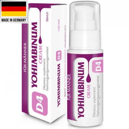 Yohimbinum Longtime Cream Erkeklere Özel Penis Kremi 50 ml.