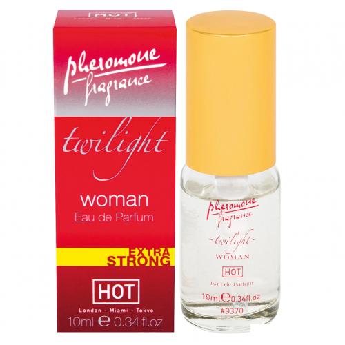 Hot Twilight Bayanlara Özel Feromonlu Aşk Parfüm 10 ml
