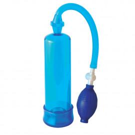 Pipedream Beginner's Power Pump Blue Amerikan Penis Pompası