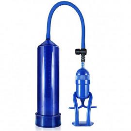 Lovetoy Tetik Mekanizmalı Mavi Penis Pompası