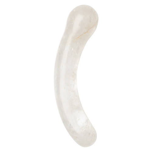 La Gemmes G Curve Clear Quartz Klitoris Masaj Taşı