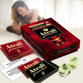 Meyra Best Ateşli Görevler Oyun Kartı ve Erotik Oyun Seti
