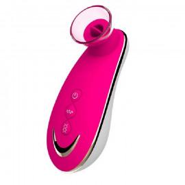 Klitoris Emiş Güçlü ve Ultra Güçlü Titreşim Özellikli Teknolojik Vibratör